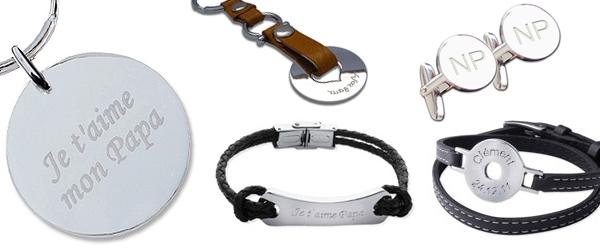 2 Responses to \u201cPour la fête des pères, optez pour les bijoux personnalisés  pour homme avec CadeauMalin.fr\u201d